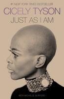 Imagen de portada para Just as I am : a memoir