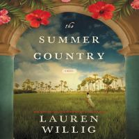 Cover image for The summer country A Novel.