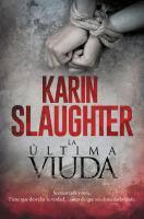 Cover image for La última viuda