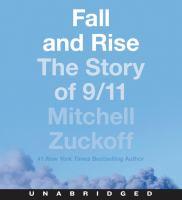 Imagen de portada para Fall and rise [sound recording CD] : the story of 9/11