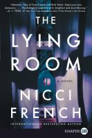 Cover image for The lying room