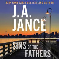 Cover image for Sins of the fathers A J.P. Beaumont Novel.