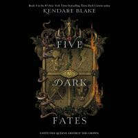 Imagen de portada para Five dark fates