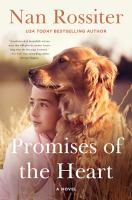 Cover image for Promises of the heart. bk. 1 : a novel : Savannah skies series