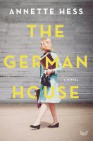 Cover image for The German House : a novel