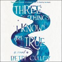 Imagen de portada para Three things i know are true