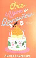 Imagen de portada para Once upon a quinceañera