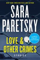 Cover image for Love & other crimes stories