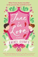 Imagen de portada para Jane in love : a novel