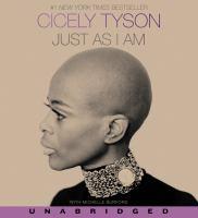 Imagen de portada para Just as I am [sound recording CD]