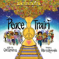 Cover image for Peace train