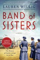 Cover image for Band of sisters a novel