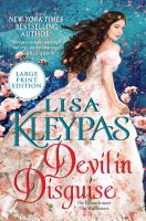Imagen de portada para Devil in disguise. bk. 7 the Ravenels meet the Wallflowers : Ravenels series
