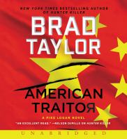 Cover image for American traitor. bk. 15 [sound recording CD] : Pike Logan series