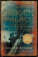 Imagen de portada para The hidden palace. bk. 2 Golem and the Jinni series