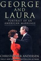 Cover image for George and Laura : portrait of an American marriage