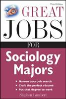 Cover image for Great jobs for sociology majors