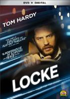Cover image for Locke [videorecording DVD]