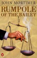 Cover image for Rumpole of the Bailey