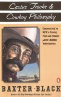 Cover image for Cactus tracks & cowboy philosophy
