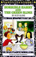 Cover image for Horrible Harry and the green slime