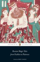 Cover image for Russian magic tales from Pushkin to Platonov