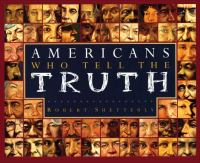 Cover image for Americans who tell the truth