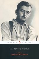 Cover image for The portable Faulkner