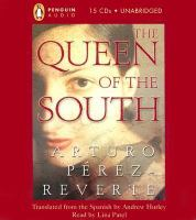 Cover image for The queen of the South