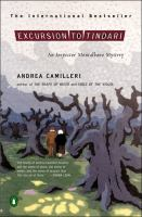 Cover image for Excursion to Tindari. bk. 5 : Inspector Montalbano mystery series