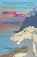 Cover image for The track of sand. bk. 12 : Inspector Montalbano mystery series