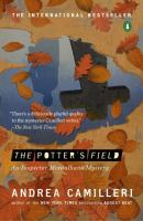 Cover image for The potter's field. bk. 13 : Inspector Montalbano mystery series
