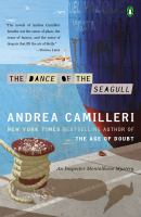 Cover image for The dance of the seagull. bk. 15 : Inspector Montalbano series