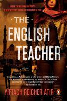 Imagen de portada para The English teacher : a novel