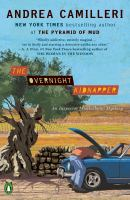 Cover image for The overnight kidnapper. bk. 23 : Inspector Montalbano series