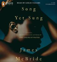 Cover image for Song yet sung [sound recording CD]