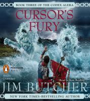 Imagen de portada para Cursor's fury. bk. 3 Codex Alera series