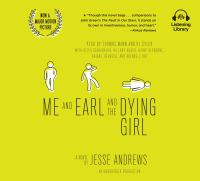 Cover image for Me and earl and the dying girl (revised edition)