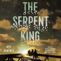Cover image for The serpent king