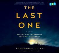 Imagen de portada para The last one A Novel.