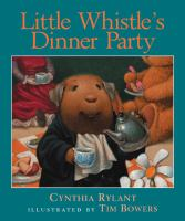Cover image for Little Whistle's dinner party