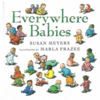 Cover image for Everywhere babies