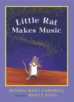 Imagen de portada para Little Rat makes music : Little Rat