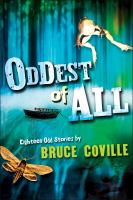 Cover image for Oddest of all : stories