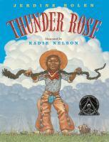 Cover image for Thunder Rose