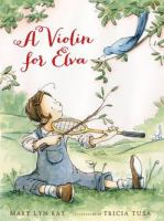 Cover image for A violin for Elva
