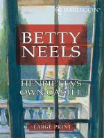 Imagen de portada para Henrietta's own castle