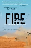Cover image for Fire and forget : short stories