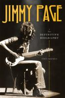 Imagen de portada para Jimmy Page : the definitive biography