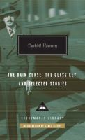 Cover image for The Dain curse, the glass key, and selected stories